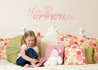 If The Crown Fits Uppercase Living® Expression